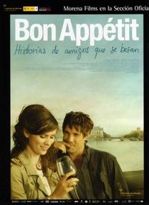 Bom Apetite - Poster / Capa / Cartaz - Oficial 2