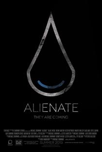 Alienate - Poster / Capa / Cartaz - Oficial 2