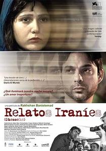 Contos Iranianos - Poster / Capa / Cartaz - Oficial 2