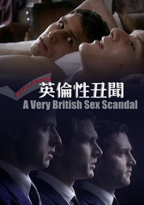A Very British Sex Scandal - Poster / Capa / Cartaz - Oficial 1
