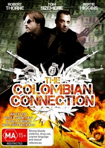 The Colombian Connection - Poster / Capa / Cartaz - Oficial 5