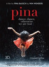 Pina - Poster / Capa / Cartaz - Oficial 2