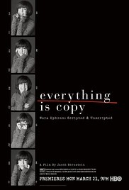 Everything Is Copy - Poster / Capa / Cartaz - Oficial 1
