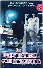 Happy Hooker Vai a Hollywood - Poster / Capa / Cartaz - Oficial 1