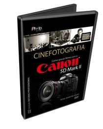 Como gravar filmes com a Canon 5D Mark II - Poster / Capa / Cartaz - Oficial 1