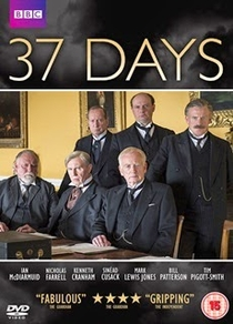37 Days - Poster / Capa / Cartaz - Oficial 3