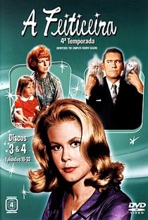 A Feiticeira (4ª Temporada) - Poster / Capa / Cartaz - Oficial 4