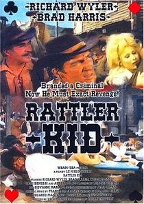 Rattler Kid - Se Queres Viver... Atira - Poster / Capa / Cartaz - Oficial 4