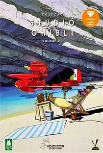 Porco Rosso: O Último Herói Romântico - Poster / Capa / Cartaz - Oficial 4