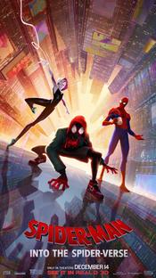 Homem-Aranha no Aranhaverso - Poster / Capa / Cartaz - Oficial 4