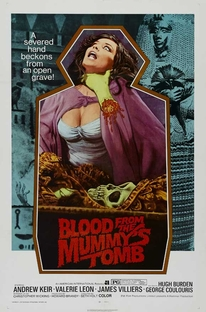 Sangue no Sarcófago da Múmia - Poster / Capa / Cartaz - Oficial 1