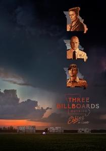 Três Anúncios Para um Crime - Poster / Capa / Cartaz - Oficial 9