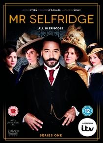 Mr. Selfridge (1ª Temporada) - Poster / Capa / Cartaz - Oficial 2