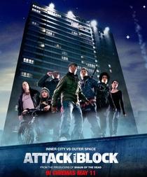 Ataque ao Prédio - Poster / Capa / Cartaz - Oficial 5