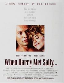 Harry & Sally - Feitos um Para o Outro - Poster / Capa / Cartaz - Oficial 5