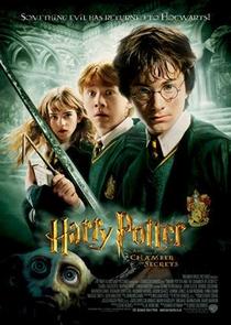 Harry Potter e a Câmara Secreta - Poster / Capa / Cartaz - Oficial 1