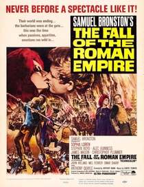 A Queda do Império Romano - Poster / Capa / Cartaz - Oficial 10
