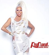 RuPaul & A Corrida das Loucas (7ª Temporada) - Poster / Capa / Cartaz - Oficial 1