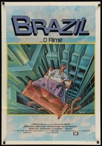 Brazil, o Filme - Poster / Capa / Cartaz - Oficial 9