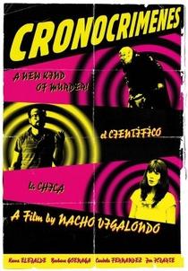 Crimes Temporais - Poster / Capa / Cartaz - Oficial 7