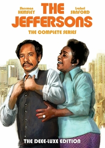 The Jeffersons (1ª Temporada) - Poster / Capa / Cartaz - Oficial 1