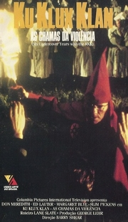 Ku Klux Klan - As Chamas da Violência - Poster / Capa / Cartaz - Oficial 1