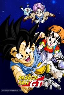 Dragon Ball GT: Saga Viagem Pelo Universo - Poster / Capa / Cartaz - Oficial 37