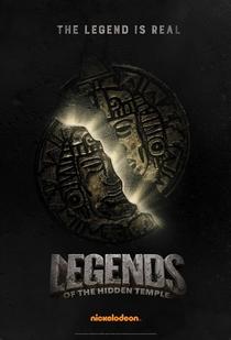 Lendas do Templo Perdido: O Filme - Poster / Capa / Cartaz - Oficial 3