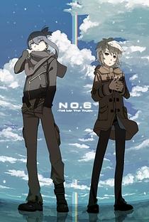 No.6 - Poster / Capa / Cartaz - Oficial 11