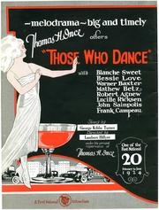 Os que Dançam  - Poster / Capa / Cartaz - Oficial 1
