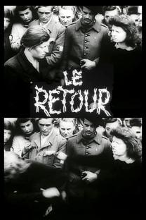 O Retorno - Poster / Capa / Cartaz - Oficial 1