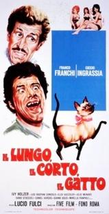 O Alto, O Baixo, O Gato - Poster / Capa / Cartaz - Oficial 1