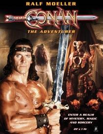 Conan - Poster / Capa / Cartaz - Oficial 1