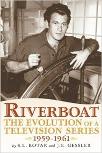 Riverboat (1ª Temporada)  - Poster / Capa / Cartaz - Oficial 1