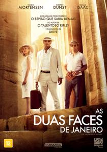 As Duas Faces de Janeiro - Poster / Capa / Cartaz - Oficial 4