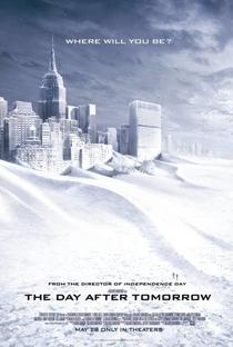 O Dia Depois de Amanhã - Poster / Capa / Cartaz - Oficial 2