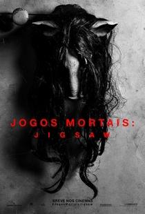Jogos Mortais: Jigsaw - Poster / Capa / Cartaz - Oficial 2
