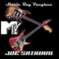 Stevie Ray Vaughan & Joe Satriani - Live - MTV Unplugged - Poster / Capa / Cartaz - Oficial 1