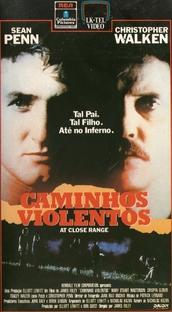 Caminhos Violentos - Poster / Capa / Cartaz - Oficial 2