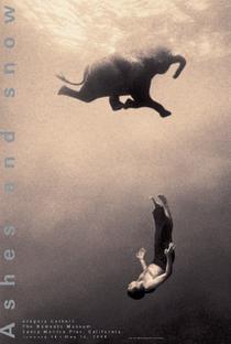 Cinzas e Neve - Poster / Capa / Cartaz - Oficial 2
