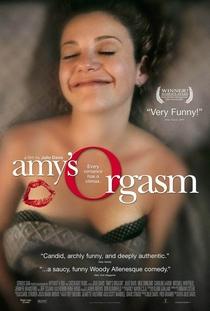 O Orgasmo de Amy - Poster / Capa / Cartaz - Oficial 1