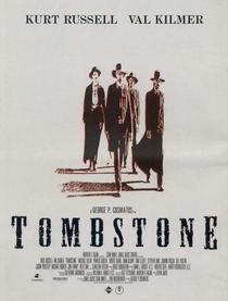 Tombstone - A Justiça Está Chegando - Poster / Capa / Cartaz - Oficial 7