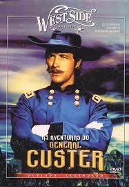 As Aventuras do General Custer - Poster / Capa / Cartaz - Oficial 1