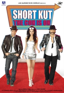 Short Kut - The Con Is On - Poster / Capa / Cartaz - Oficial 3
