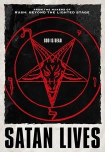 Satan Lives - Poster / Capa / Cartaz - Oficial 1
