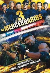 Os Mercenários 3 - Poster / Capa / Cartaz - Oficial 2
