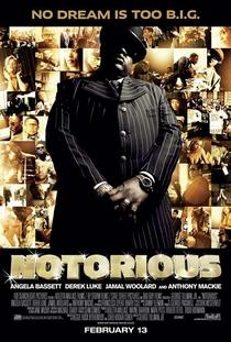 Notorious B.I.G. - Nenhum Sonho é Grande Demais - Poster / Capa / Cartaz - Oficial 3