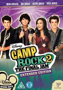 Camp Rock 2 - O Jam Final - Poster / Capa / Cartaz - Oficial 3