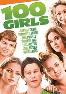 100 Garotas - Poster / Capa / Cartaz - Oficial 2