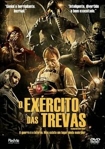 O Exército de Frankenstein - Poster / Capa / Cartaz - Oficial 9